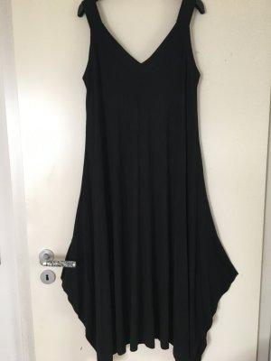 Boutique Ware Maxi abito nero Viscosa