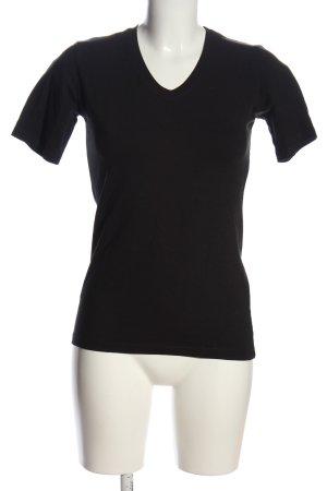 Highmoore T-Shirt black casual look