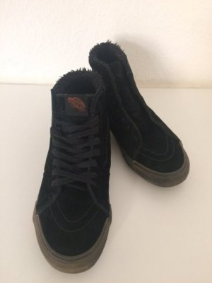 Vans High Top Sneaker black mixture fibre