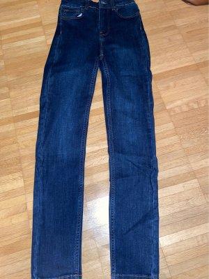 Hight waist jeans Bershka