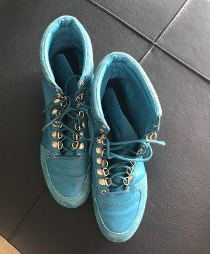 Flip*flop High top sneaker veelkleurig Leer