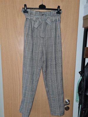Promod Pantalon en jersey blanc-noir