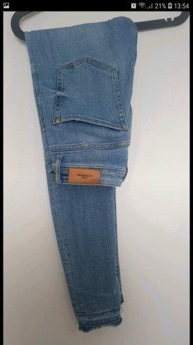 Highwaist Hose Mango, Jeans, 36