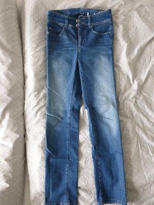 Highwaist Jeans, Salsa, neuwertig, Gr. 28/30