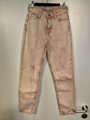 Highwaist Mom-Jeans von Bershka/ Size 32