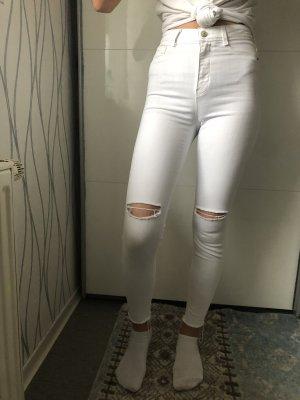Highwaist Skinny Jeans von Zara