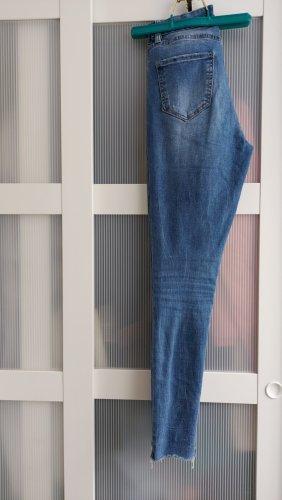 Highwaist Stretch Jeans, Gr. S