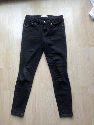 Highwaist Zara Jeans Skinny
