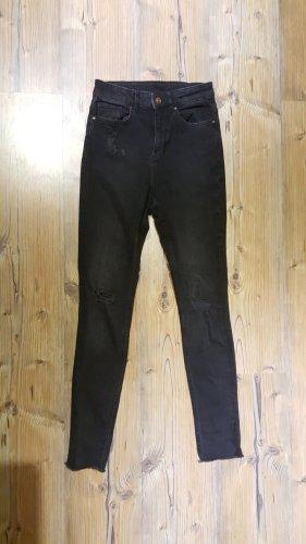 highwaisted ripped Jeans von H&M (Gr. 34)