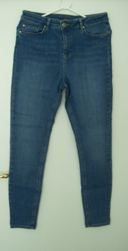 Orsay Hoge taille jeans leigrijs Gemengd weefsel