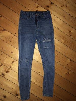 Highwasted Jeans von h&m