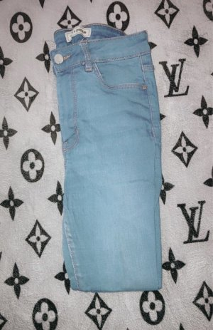 Pimkie Jeans a vita alta multicolore