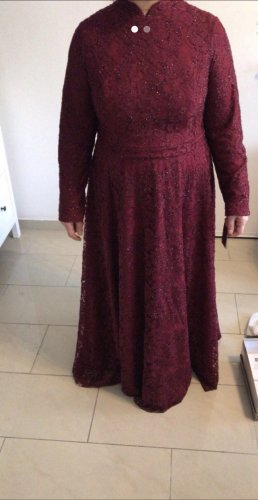 Hijab Abendkleid abiye