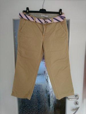 Hilfiger Pantalone a 3/4 color cammello