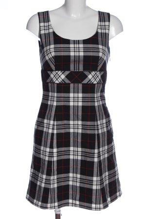 Hilfiger A-Linien Kleid Karomuster Casual-Look