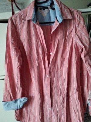 Tommy Hilfiger Blusa-camisa rojo frambuesa