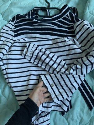 Hilfiger Bluse mit Binde Detail