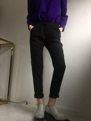 Tommy Hilfiger Pantalone chino nero