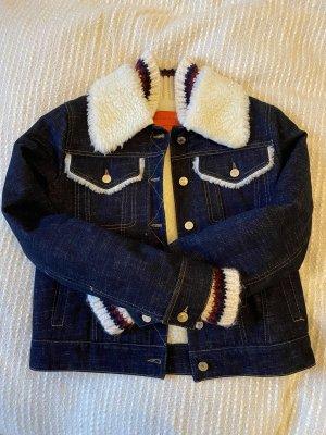 Hilfiger Collection gefütterte Jeansjacke