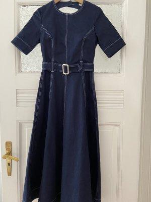 Hilfiger Collection Denim Dress dark blue