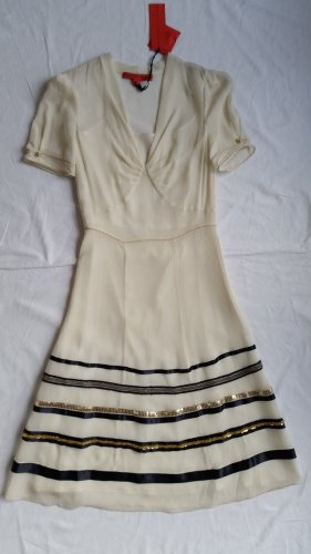 Hilfiger Collection, Kleid, 34 (US 4), 100 % Seide, neu, € 750,-.