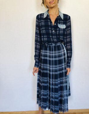 Hilfiger Collection Kopertowa sukienka Wielokolorowy