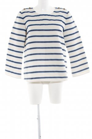 Hilfiger Collection Stripe Shirt white-blue striped pattern casual look