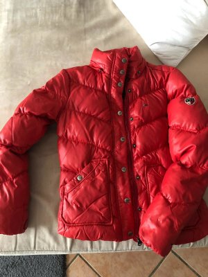 Hilfiger Down Jacket red