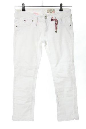 Hilfiger Denim 7/8 Jeans weiß Casual-Look