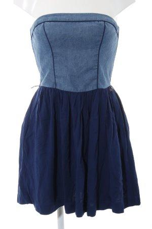 Hilfiger Denim Robe bandeau bleu style décontracté