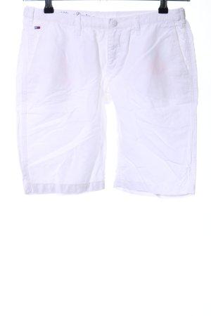 Hilfiger Denim Bermuda bianco stile casual