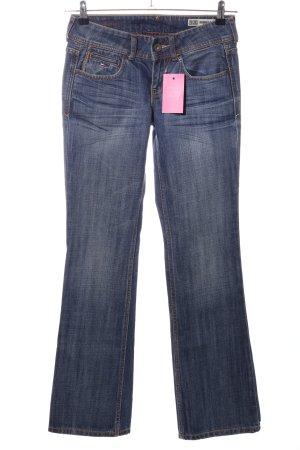 Hilfiger Denim Jeans bootcut bleu style décontracté