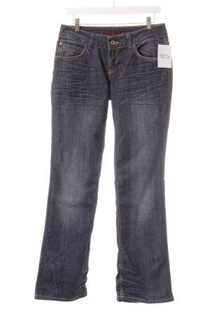 Hilfiger Denim Boot Cut Jeans dunkelblau Casual-Look