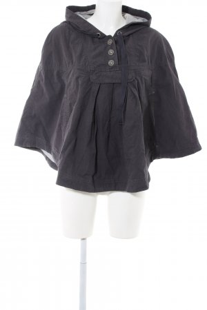 Hilfiger Denim Cape hellgrau Casual-Look