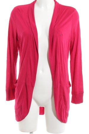 Hilfiger Denim Cardigan pink Casual-Look