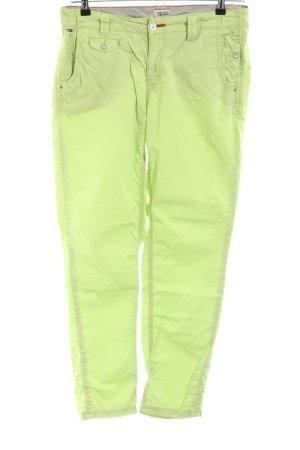 Hilfiger Denim Cargo Pants green casual look