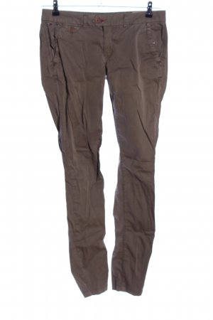 Hilfiger Denim Pantalone cargo marrone stile casual