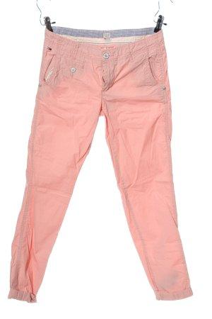 Hilfiger Denim Chinohose pink Casual-Look