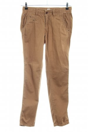 Hilfiger Denim Chinohose hellorange Casual-Look