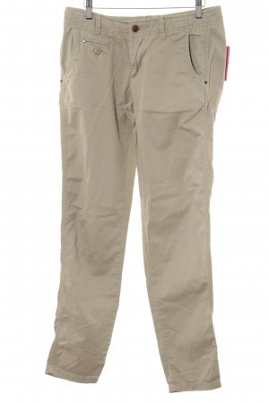 Hilfiger Denim Chinohose creme Casual-Look