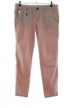 Hilfiger Denim Chinohose pink Casual-Look