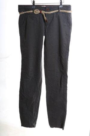 Hilfiger Denim Pantalon chinos noir style décontracté