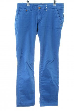Hilfiger Denim Chinohose blau Casual-Look