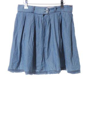 Hilfiger Denim Plaid Skirt blue casual look