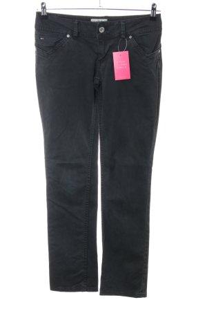 Hilfiger Denim Five-Pocket Trousers black casual look