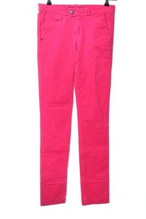 Hilfiger Denim Five-Pocket Trousers pink casual look