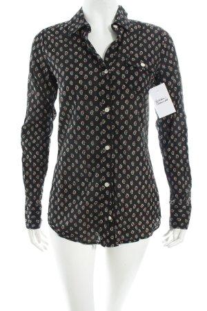 Hilfiger Denim Hemd-Bluse Paisleymuster