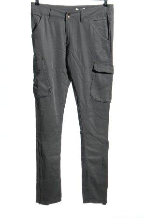 Hilfiger Denim High Waist Trousers light grey casual look