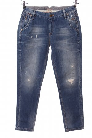 Hilfiger Denim High Waist Jeans blau Casual-Look