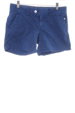 Hilfiger Denim Hot Pants blau Casual-Look